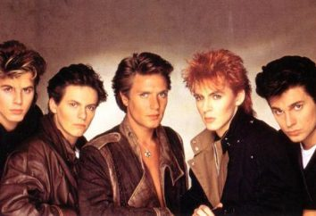 """Il gruppo """"Duran Duran"""", l'anno di creazione e foto di squadra"""