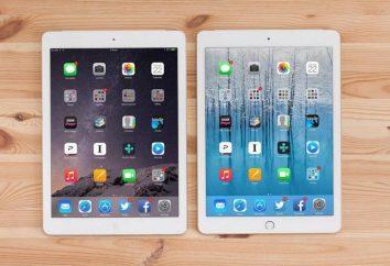 IPad Air 2 e iPad Air: comparação e descrição