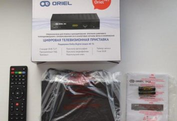 """set-top box digital """"de Oriel 963"""": comentários"""