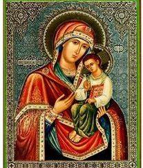 Peschanskaya Theotokos o que ajuda e quando a orar?