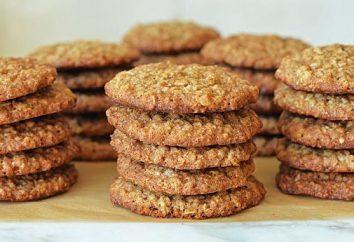 Cookies sur Dyukanu: photos étape par étape recette