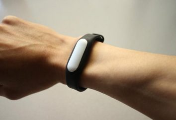 Smart-Fitness-Armbänder mit Herzfrequenz-Monitor: Beschreibung, Foto