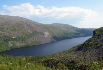 Onde está Lapland Reserve. Lapland Reserva da Biosfera