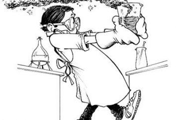 oggetti chimicamente pericolosi: concetto, classificazione e caratterizzazione di