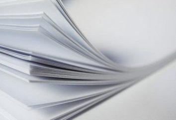 Escrevendo de Papel: aplicação e características
