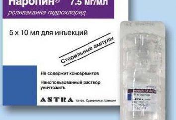 """Análogos, instrucciones de uso """"Naropin"""". Comentarios de los lectores"""
