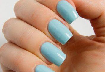 nail design luminoso: opzioni di moda
