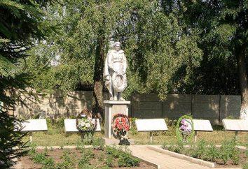 Masowe groby regionu Oryol. Wykazy pochowanych w masowych grobach regionu Oryol