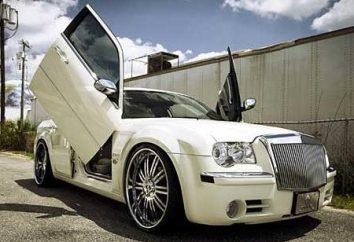 Luxe Chrysler 300C