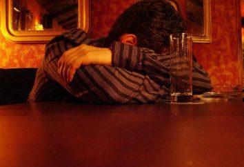 Gotas de alcoholismo tienen que elegir sabiamente