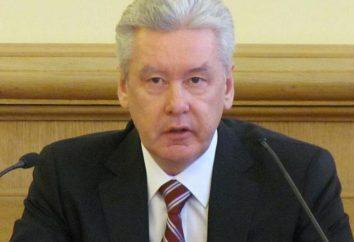 Sergey Sobianine Semenovich: biographie, famille