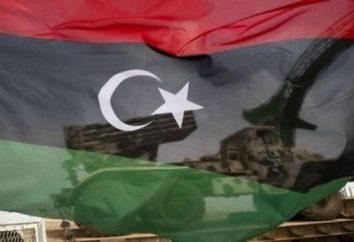 Come e perché ha cambiato la bandiera della Libia in diversi periodi storici