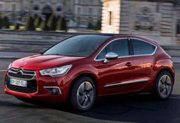"""Przegląd samochodu """"Citroën DS-4"""""""