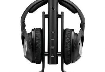 Auricular Sennheiser RS 170: descripción, descripción, características y reseñas