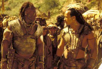 Acteurs « Scorpion King »: toutes les parties