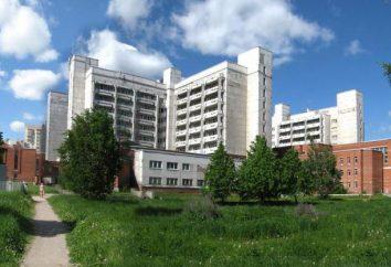 City of St. Petersburg szpitalu