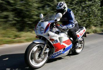 Avis de moto Yamaha FZR 1000: caractéristiques, spécifications et critiques