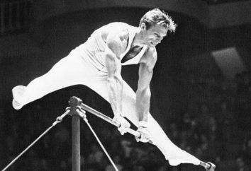Olympiasieger Boris Shakhlin: Biographie, sportliche Leistungen