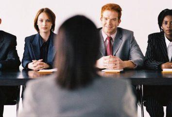 Wie man einen Stift auf ein Interview verkauft. Methode der Prüfung des Tests