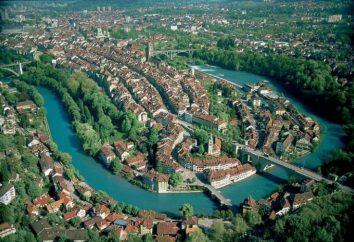 attractions et photos de la ville de Berne