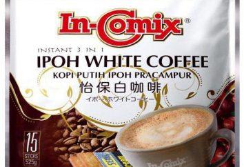 Ipoh white coffee: descripción, aplicación y recetas
