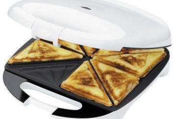 Tostapane a panini caldi. prezzo: Tostapane