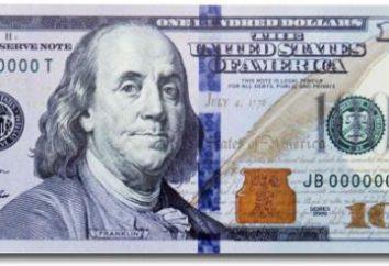 Qual è il dollaro (vedi foto). Il grado di protezione del dollaro