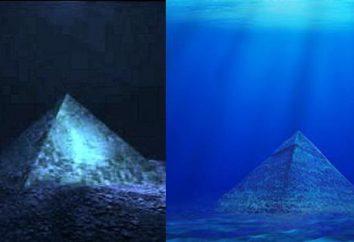 Trójkąt Bermudzki. Piramida na dnie Oceanu Atlantyckiego