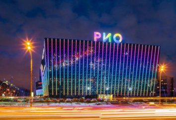 """SEC """"RIO"""" (Lenin, Moskau): Übersicht, Dienstleistungen und Besucherbewertungen"""