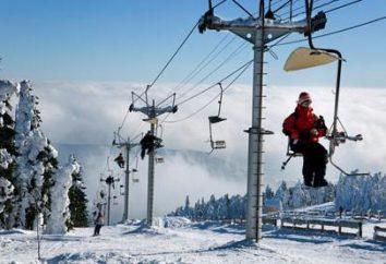 Skitouren in der Tschechischen Republik: eine Überprüfung der Resorts