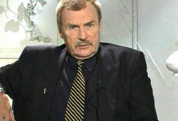 Nikolai Olyalin. Olyalin Nikolay Vladimirovich: filmografía, foto