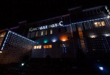 """Ristorante """"Crystal Palace"""", Tver: recensioni, le descrizioni, i menu e le recensioni"""