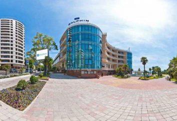 """L'hotel """"Dolphin"""", Sochi. Hotel Dolphin: descrizione, indirizzo, recensioni"""