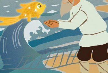 « Le conte du pêcheur et le poisson » A. S. Pushkina. conte de fées sur un poisson rouge dans une nouvelle façon