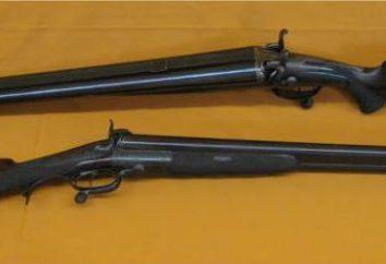 fucili a doppia canna (foto). Che cosa è un fucile a doppia canna è meglio?
