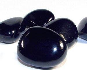 pietre ossidiana aiutano a sviluppare il dono della chiaroveggenza