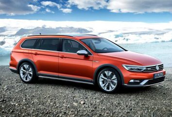 Volkswagen Passat Alltrack: Especificaciones, fotos y comentarios de los propietarios