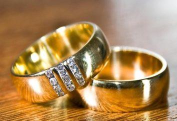 Intérprete de Sueños. ¿Cómo era el anillo de bodas?