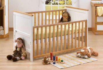 Come scegliere una culla per il bambino?
