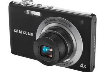 Câmera Digital Samsung ST60: especificações, configuração, revisões