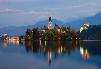 Le lac de Bled (Slovénie): avis de vacances, photo