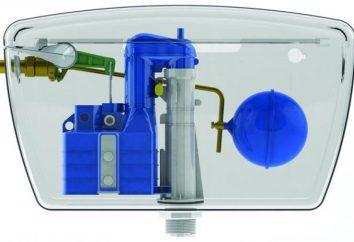 Float WC: controllo dei dispositivi, tipi e riparazione