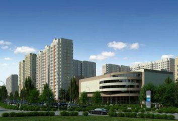 Yaroslavskyy région de Moscou (Nord-Est)