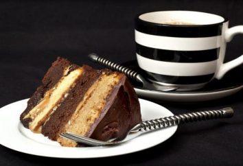 """Ciasto """"Michelle"""": przepis ze zdjęciem"""