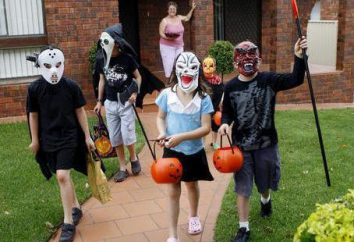 Comment célébrer Halloween: l'histoire des vacances, des idées de tradition et célébration