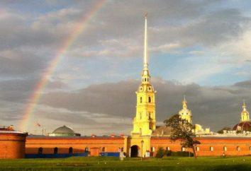 Urodzony w Petersburgu: data, wydarzenia, historia