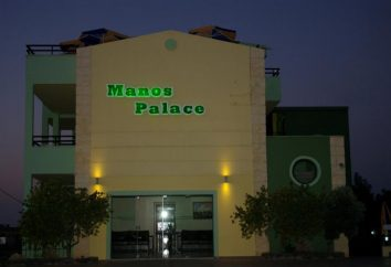 Manos Palace 3 * (Grécia / Creta) – fotos, preços e avaliações do hotel