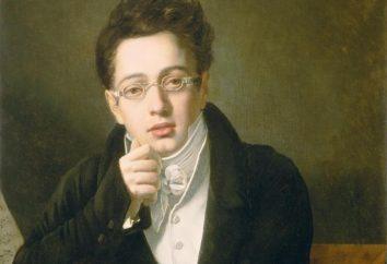 Franz Schubert: biografía de los clásicos del arte musical
