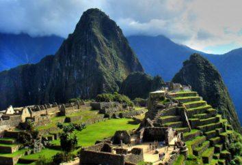 Onde está Machu Picchu? Como chegar à antiga cidade inca de Machu Picchu?
