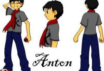 Anton Nom: Origine et signification